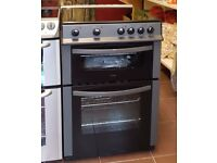 60cm Logik Ceramic Cooker, Fan Assisted Oven / Grill- 6 Months Warranty