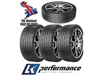**New** 4 Tyres 225/45/17 91W Yokohama AD08R (AD08-R)On Track High Quality