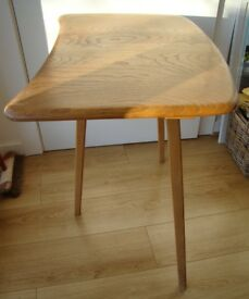 Ercol extension table