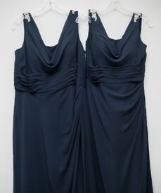 Bridesmaid Dresses for sale - True Bride Ink Blue M592