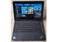 "Lenovo Thinkpad Yoga 11e Core i3, 128 GB SSD, 11.6"" Multi-touchscreen, Warranty Until Jan 2018"