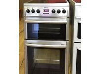 50cm Beko Ceramic Cooker, Double Fan Assisted Oven/Grill- 6 Months Warranty