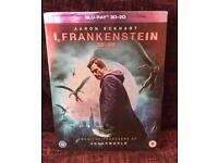 I, Frankenstein Blu-ray 3D & 2D - new and sealed
