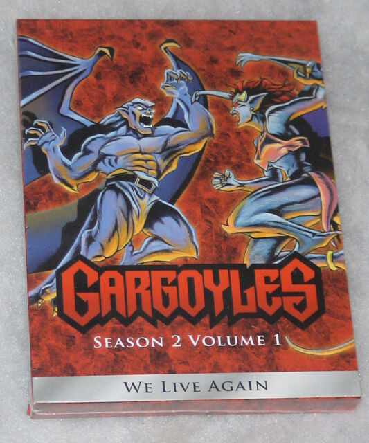 Gargoyles (Disney): Second Season 2 Two, Volume 1 - DVD Box Set - NEW & SEALED
