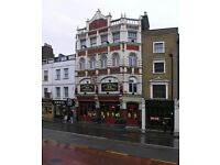Pub Supervisor Required for Central London Venue