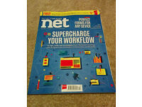 .net web Design/Development Magazines collection from 2012 -2016