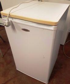 Fridgemaster Mini Freezer Model MTRZ98/1 White