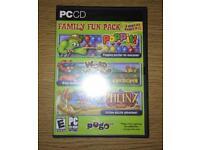 Pogo Family Fun Pack PC Game BNIB