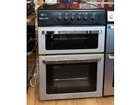 60cm Flavel Ceramic Cooker, Fan Assisted Oven / Grill - 6 Months Warranty
