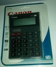 New Canon Calculator