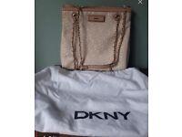 Dkny handbag with dustcover