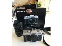 Fuji X-T10 with 18-55mm 1:2.8-4 R LM OIS lens