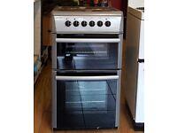 50cm Beko Ceramic Cooker, Fan Assisted Oven / Grill - 6 Months Warranty