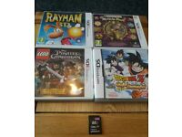 3ds games bundle plus 1 ds game and 32 g b sd card