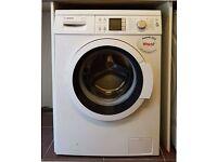 Bosch Exxcel 8KG 1400spin Digital Display Washing Machine - 6 Months Full Warranty
