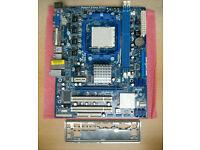 ASRock 880GM-LE, Socket AM3, AMD Motherboard, On-board GPU