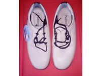 Padders Loafer Style Lace Up Flat Shoes