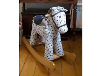 NEW- 'Dylan and Boo' childs/ kids rocking horse toy. Little Bird told me. RRP- £130. Birthday gift?