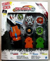 NEW BEYBLADE METAL FURY ULTIMATE GIFT SET WITH LAUNCHER GRIP