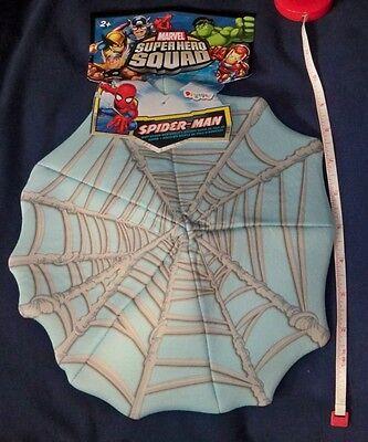 Jungen Marvel Comic Spiderman Netz Weich Schild Kostüm - Schild Marvel Kostüm