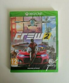 [New/Sealed] The Crew 2 Xbox One