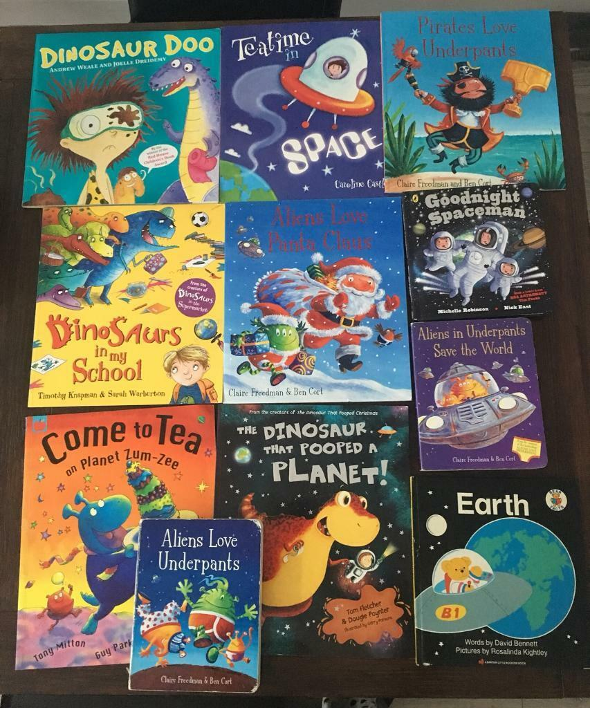 Popular Kids Books 7 For All In Whitley Bay Tyne And Wear Gumtree