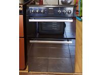 60cm Beko Ceramic Cooker, Double Oven (Fan Assisted) / Grill - 6 Months Warranty