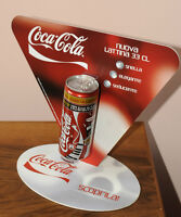 (prl) Coca-cola Coca Cola Espositore Tin Lattina Expo Pub Pubblicitario Lata -  - ebay.it