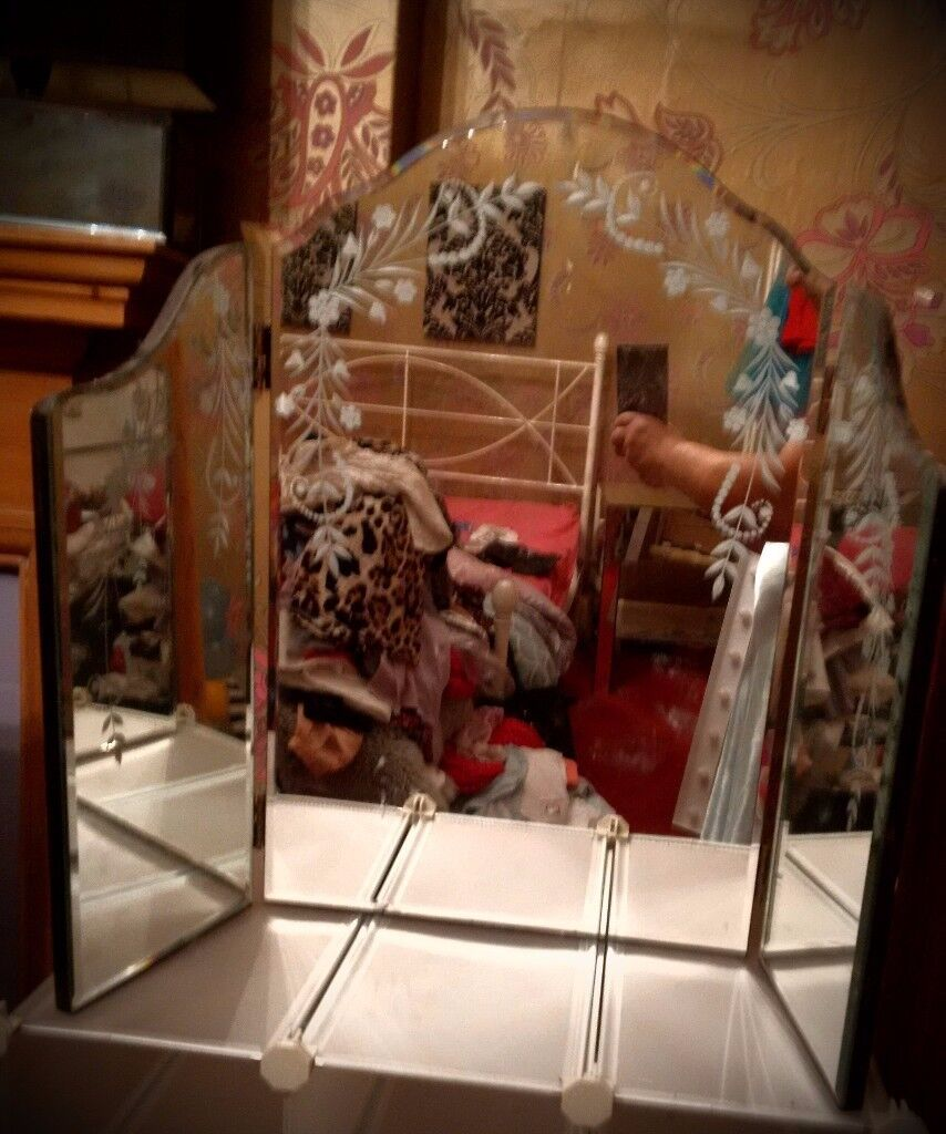 Next Standalone Dressing Table Mirror