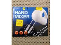 Tesco hand mixer - used a couple of times