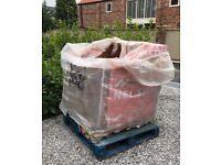 Unused House Bricks (3/4 pack left approx 550)