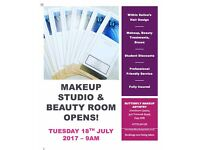 New Makeup Studio & Beauty Room
