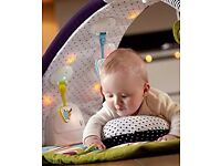 Mamas and Papas stargazer play mat and gym