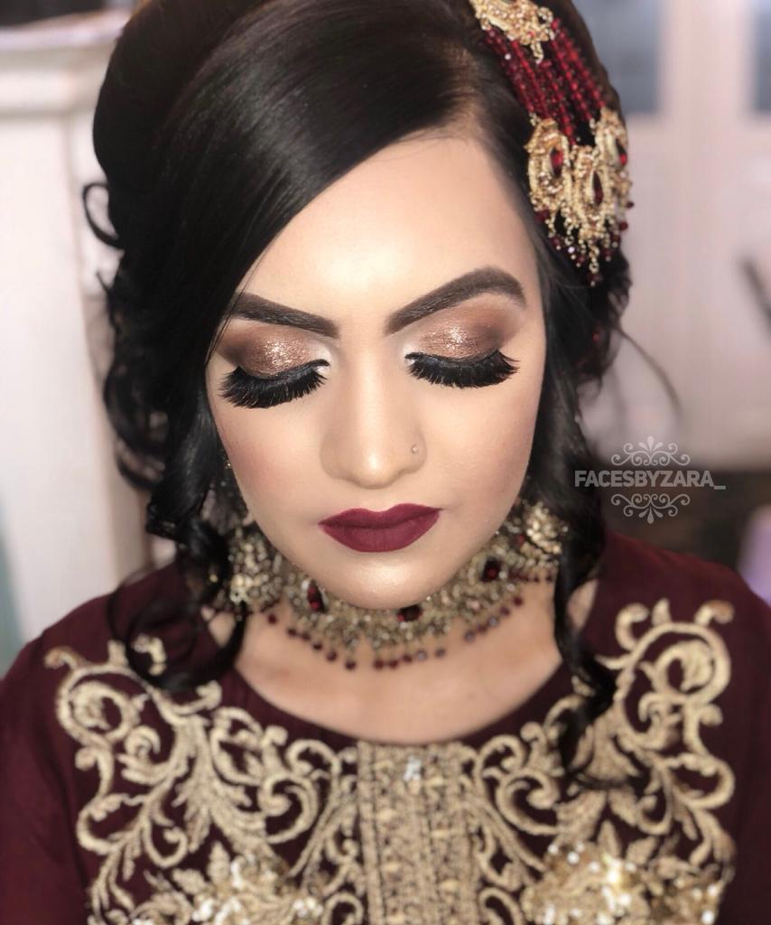 Makeup Artist Asian Bridal Hair And Makeup Artists