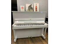 Kawai K50 white upright piano|Belfast Pianos 🎹 | Free delivery 🚚