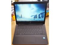 HP Laptop, i5 7th Gen, 128GB SSD HDD, 8GB Ram, Excellent Condition
