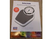 Salter Academy Professional Scales - Boxed, brand new