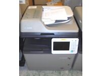 Canon ImageRunner Advance 400i black and white A4 desktop photocopier / printer