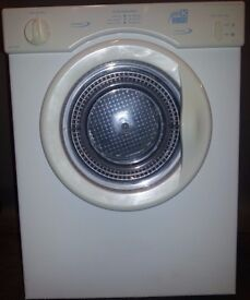 white Knight Tumble Dryer CL372WV/PCC59445, 3 months warranty, delivery available in Devon/Cornwall