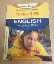 Hodder Gibson ENGLISH LANGUAGE SKILLS 14 - 16