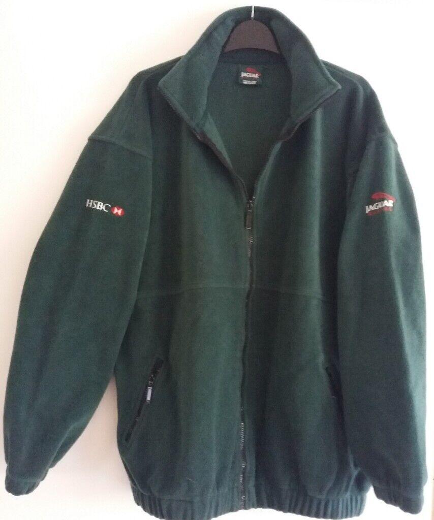 Jaguar (HSBC Logo) Fleece (Men or Women) Large/XLarge (New) £35:00 -  Collect | in Oxford, Oxfordshire | Gumtree