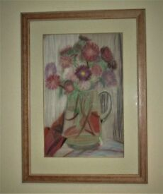 Framed Painting Artist's Original Pastels Ready to hang