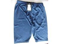 "Mens Kooga Power Shorts. Navy. Size Large (waist 34"")"