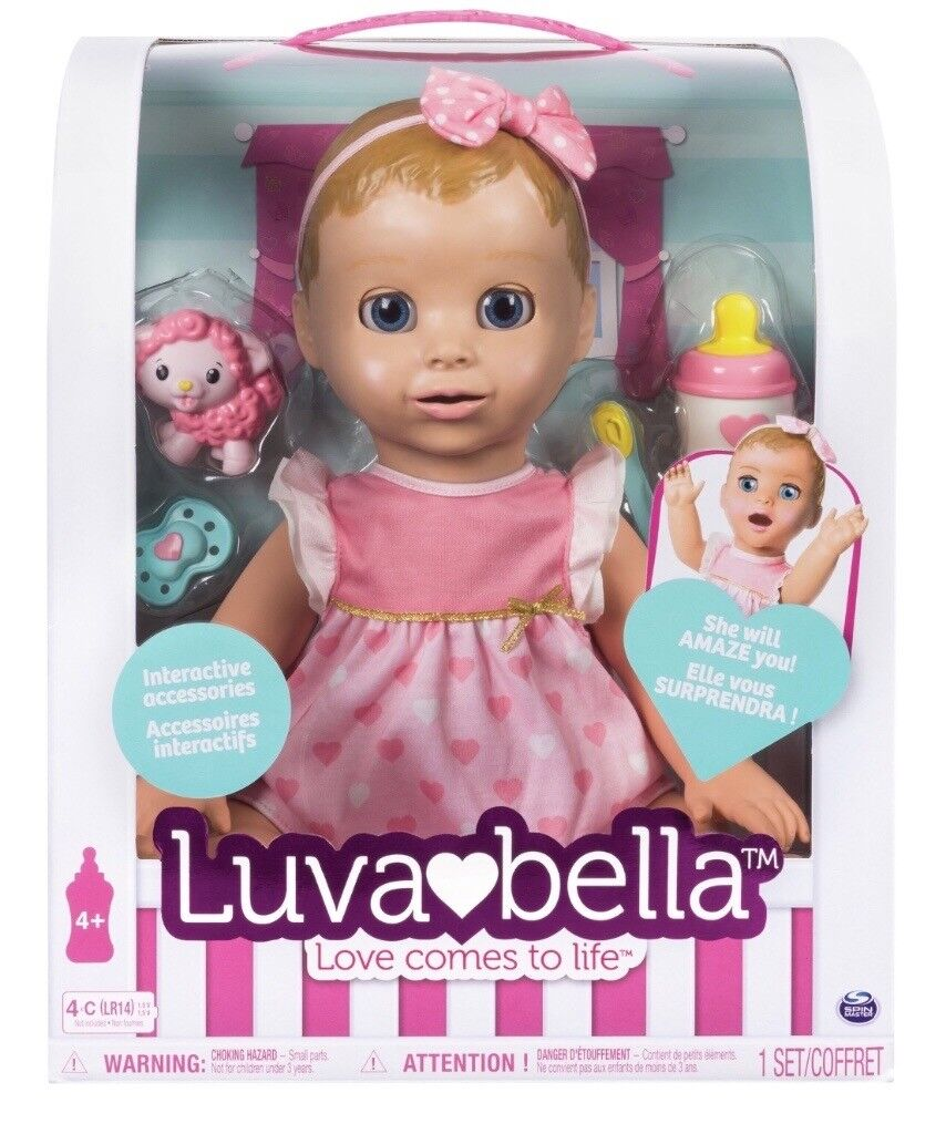 Luvabella Doll (BLONDE)