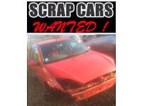 Scrap Cars Wanted (Norfolk & Suffolk)
