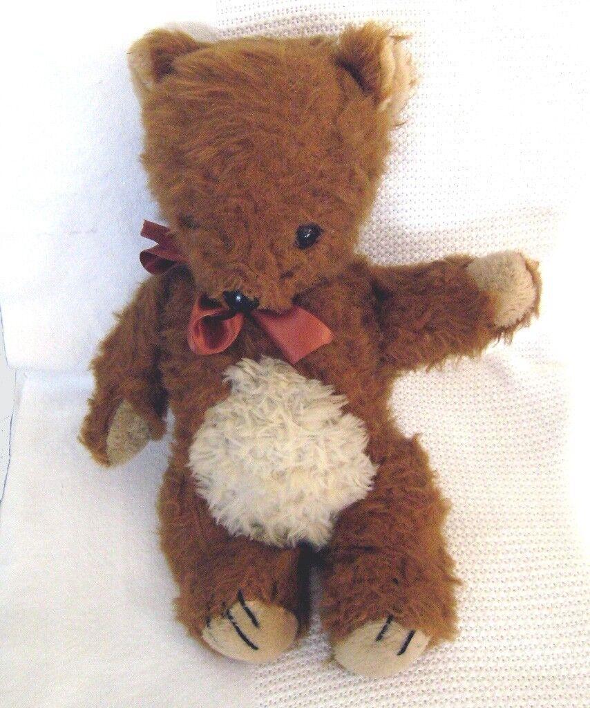 Teddy Bear (British Made) 1950s