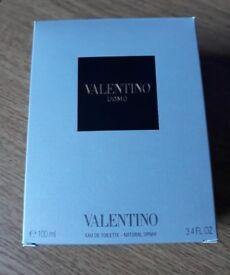 Valentino Uomo 100ml Eau de Toilette