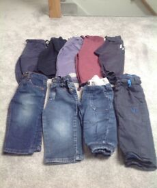 Age 12-18 months bundle of Boys clothes