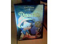 Pinocchio Special Edition Original DVD