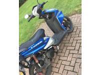 Haze 125cc Moped